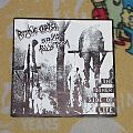 "Rotting Christ / Sound Pollution - Split 7"" 1989 Tape / Vinyl / CD / Recording etc"