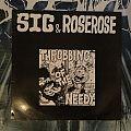 SIC / Rose Rose - Throbbing of the Needy Split LP  Tape / Vinyl / CD / Recording etc