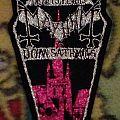 Mayhem - De Mysteriis coffin patch