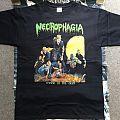 Necrophagia - Season of the Dead TS