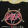 Slayer - TShirt or Longsleeve - Slayer - Hell Awaits 1991 TS