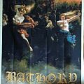 Bathory - Blood Fire Death flag Other Collectable