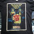 Horror movie shirts (ROTLD, Re-Animator)
