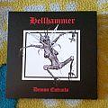 Hellhammer - Demon Entrails CD Tape / Vinyl / CD / Recording etc
