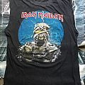 Iron Maiden - World Slavery Tour '84-'85 OG TS  TShirt or Longsleeve