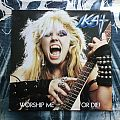 The Great Kat - Worship Me Or Die! vinyl  Tape / Vinyl / CD / Recording etc