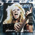 The Great Kat - Worship Me Or Die! vinyl  Tape / Vinyl / CD / Recording etc