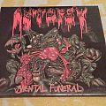 Autopsy - Mental Funeral og vinyl (green) Tape / Vinyl / CD / Recording etc