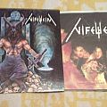 Nifelheim - Tape / Vinyl / CD / Recording etc - Nifelheim - s/t vinyl