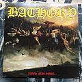 Bathory - Blood Fire Death vinyl (Kraze Rec. '90)  Tape / Vinyl / CD / Recording etc
