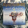 """Iron Maiden - Can I Play With Madness 12"""" Tape / Vinyl / CD / Recording etc"""
