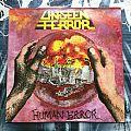 Unseen Terror - Human Error og vinyl  Tape / Vinyl / CD / Recording etc