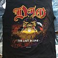 DIO - The Last In Line Tour OG TS 1984 TShirt or Longsleeve