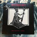 Hellhammer - Apocalyptic Raids vinyl