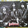 Destruction & Venom posters from *Deaf Forever* mag Other Collectable