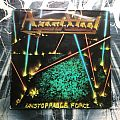 Agent Steel - Unstoppable Force OG vinyl  Tape / Vinyl / CD / Recording etc