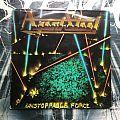 Agent Steel - Unstoppable Force OG vinyl  Tape / Vinyl / CD / Recording etc