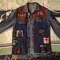 Old battle jacket of a friend