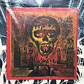 Slayer - Seasons in the Abyss LP (Brazilian press) Tape / Vinyl / CD / Recording etc