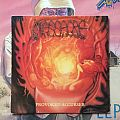 "Massacre (USA) - Provoked Accurser 7""  Tape / Vinyl / CD / Recording etc"