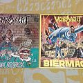 Wehrmacht - Shark Attack & Biermächt og vinyls Tape / Vinyl / CD / Recording etc