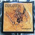 Excruciation - Last Judgement vinyl  Tape / Vinyl / CD / Recording etc