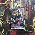 Slayer - Tape / Vinyl / CD / Recording etc - Slayer - Reign In Blood tape