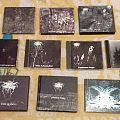 Darkthrone - CD collection  Tape / Vinyl / CD / Recording etc