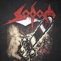 Sodom - TShirt or Longsleeve - Sodom - The Saw is the Law TS
