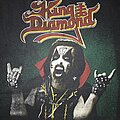 King Diamond - TShirt or Longsleeve - King Diamond - North American Tour 87