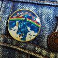 Rainbow - Pin / Badge - Vintage Rainbow metal badge