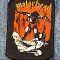 Motörhead - Patch - Vintage Motörhead patch