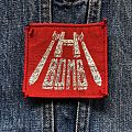 Original vintage H-Bomb patch