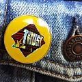 Vintage Trust metal badge