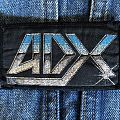 Vintage ADX logo patch