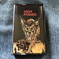 High Power s/t tape Tape / Vinyl / CD / Recording etc