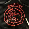 Official Sortilège hoodie Hooded Top