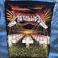 Vintage Master of Puppets BP Patch