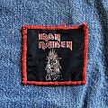 Early Iron Maiden patch