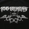 100 Demons - TShirt or Longsleeve - 100 demons t shirt