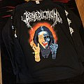 1995 Benediction European tour shirt
