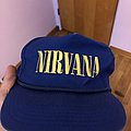 1991 Nirvana Nevermind hat