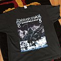 1995 Dissection Storm of the Lights Bane t shirt