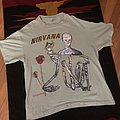 1994 Nirvana Incesticide t shirt