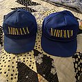 Nirvana - Other Collectable - 1991 Nirvana nevermind promo hats