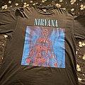 "Nirvana - TShirt or Longsleeve - 1991 Nirvana ""sliver"" t shirt"