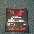 signed Desecrator patch