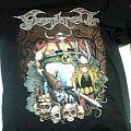 """Finntroll """"Nattfödd 10 anniversary tour"""" shirt"""