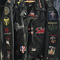 Leather Battle Jacket Update