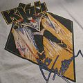 KISS - Ace Frehley Bootleg Shirt